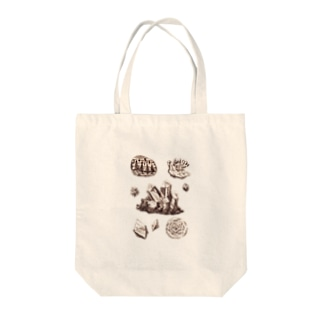 Natural history #2  Minerals Tote bags