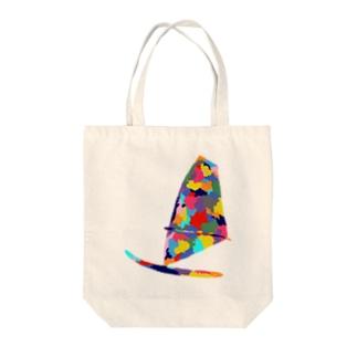 ウィンドサーフィン Tote bags
