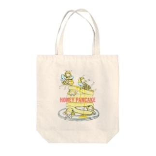 honeypancake Tote bags