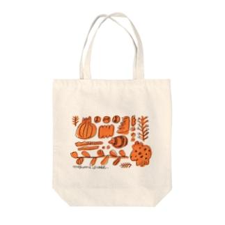 ウラベメグミの木の実 Tote bags