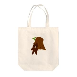 クマーチャ Tote bags