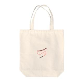 糸と針 Tote bags