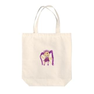 なすちゃん Tote bags