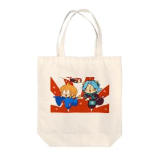 地獄組パロディ Tote bags