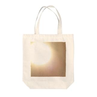 朝灯 Tote bags