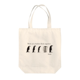 caffe Zoo PENGUINS Tote bags