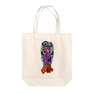 kurihara:) Tote bags