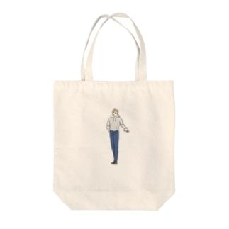 我らがメガネ男子 Tote bags