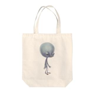 お兄ちゃん Tote bags