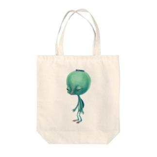 おとうと Tote bags