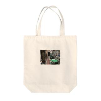 ヴェネツィアの古本屋 Tote bags