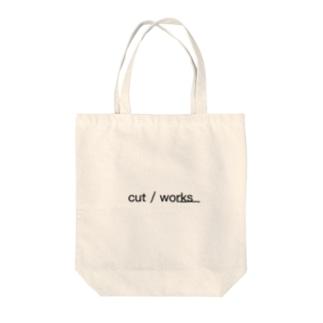 cutworks originals Tote bags