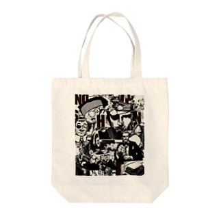 東京モンスタのハウゼン大佐の優雅なる危機一髪回避! Tote bags
