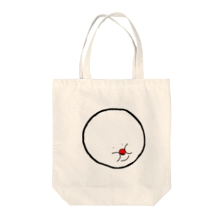 スーパーアンマン Tote bags