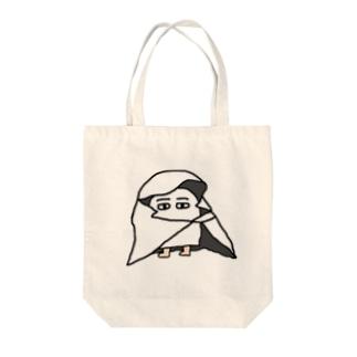 メジェド(布) Tote bags