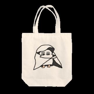 メジェドのメジェド(布) Tote bags