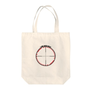 I LOVE SNIPER RIFLE Tote bags