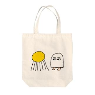 メジェド(アテン) Tote bags
