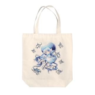ChuchuPlanの【プカコ】 Tote bags