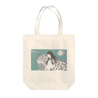 八木澤華恋 Tote bags