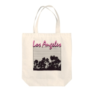 Los Angeles Tote bags