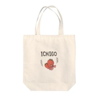ICHIGO Tote bags