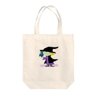 魔法使いの弟子 Tote bags
