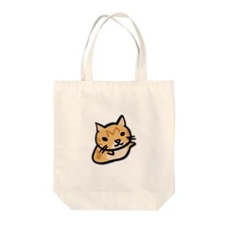 天満カレー猫 Tote bags