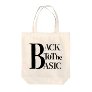 Back to the Basic Tote bags