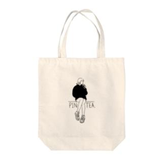 チーズティー専門店 PINTEA 公式オンラインストア Tote bags