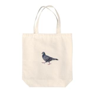 行方不明のドバト Tote bags
