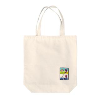 アシダケの足湯 Tote bags