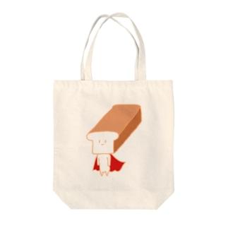 いっぽんまん Tote bags
