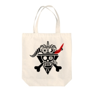 Jackpoolパイレーツフラッグ Tote bags