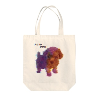 acid dog Tote bags