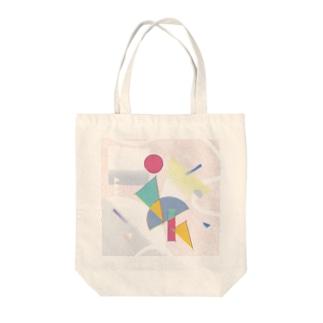 ウェルネスきもい(シンボルマーク) Tote bags