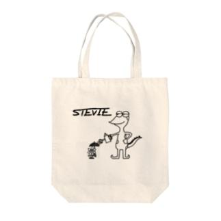 STEVIE Tote bags