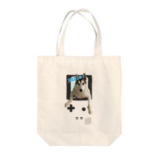YOICHI Tote bags
