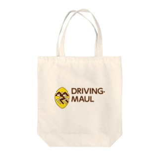 DRIVING-MAUL Tote bags