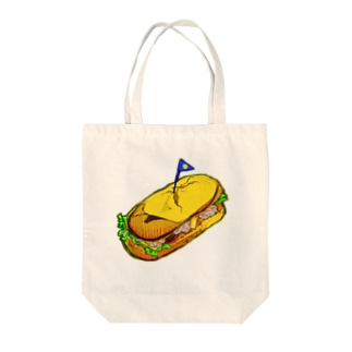 Lunch Time Tote bags