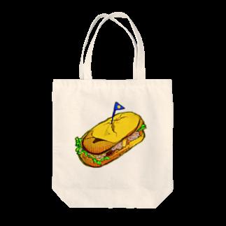 たうのLunch Time Tote bags
