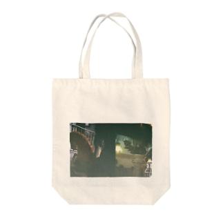 まやかし~おもちゃカメラ~ Tote bags