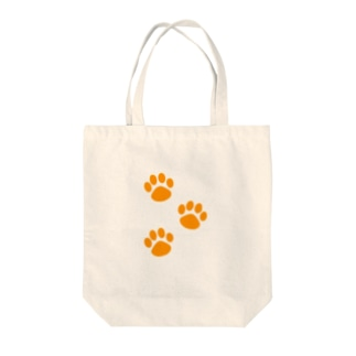 DOG STAMPS Tote bags