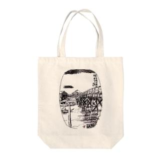 yt19380709の#行くぞ岩田屋  東京株式取引所 Tote bags