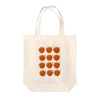 みかんたつむり3 Tote bags