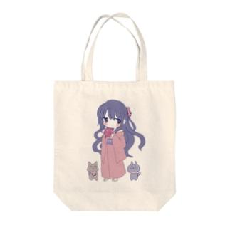 とりぷる Tote bags