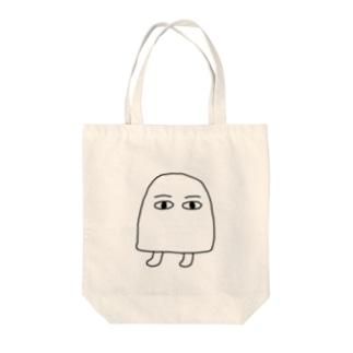 メジェド(シンプル) Tote bags