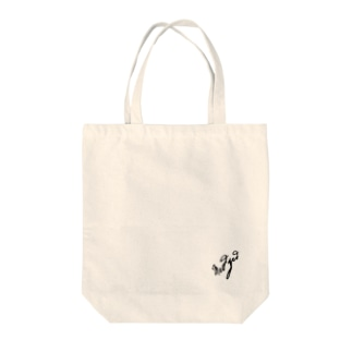 メジェド(不可視) Tote bags