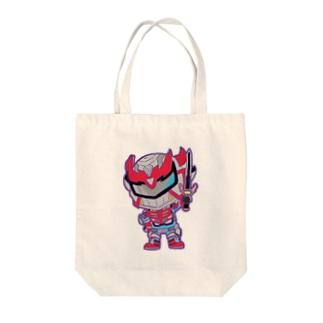 超輝神シャイニンガー2 Tote bags