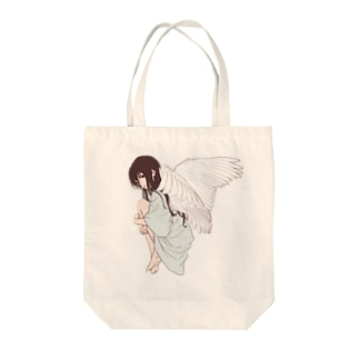one-naacoの飛べそうな女子 Tote bags